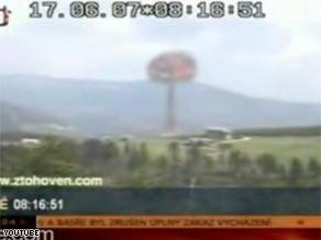 hoax nuke blast