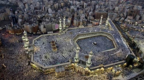 Grand Mosque in Mecca